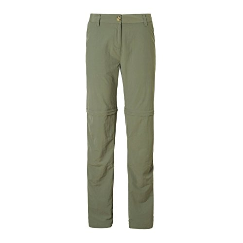 Pantalon Nosilife Vert Modulable Craghoppers Femme zxqwdnpzBE
