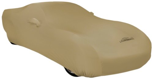 Coverking Custom Fit Car Cover for Select Chevrolet Truck C/K 150025003500 Models - Satin Stretch (Tan)