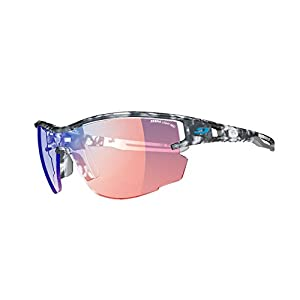 Julbo Aero Sunglasses (Zebra Light - Tort. Gray/Gray)