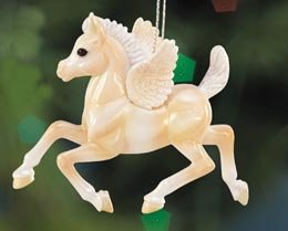 Breyer® Angel Fillies Holiday 2014 Gold