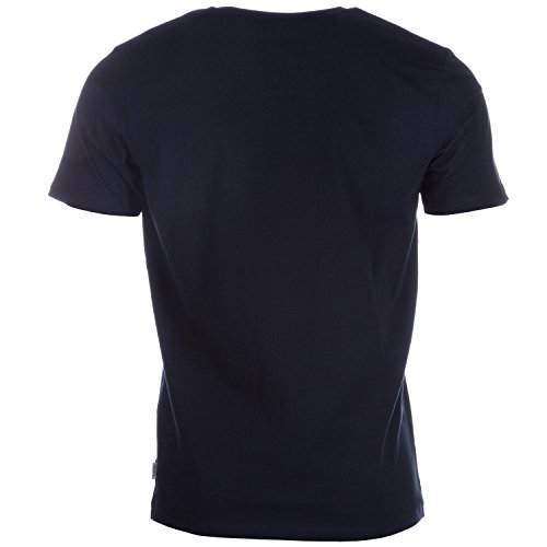 Jack & Jones Herren T-Shirt blau blau Large