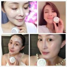 (Night cream) Singapore Whitening face Cream Moisturizer Cream Anti aging cream Freckle Removal Skin Lightening Whitening Cream Goji berry cream Reduce wrinkles Fine white skin 30g.