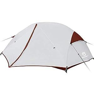 Bessport Tente de Camping 2-3 Personnes, Ultra-Légère, Facile à Installer, Imperméable&Anti-Insectes &Ventilée Tentes…