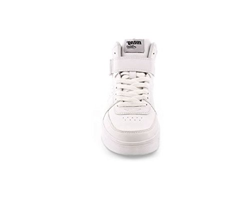 MTNG de Action deporte PU New ACTION BLANCO unisex Zapatillas rqatrxP