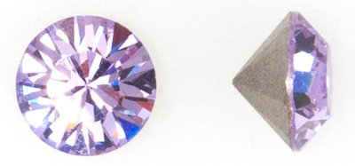 - Swarovski Elements Crystal Violet Chatons (Pp12, Approx. 2mm, Xillion Round Cut)
