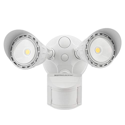 Dual Bright Flood Light