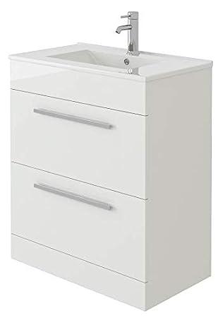 Linx ValueBaths 700 mm Turin con mueble de baño mezclador ...