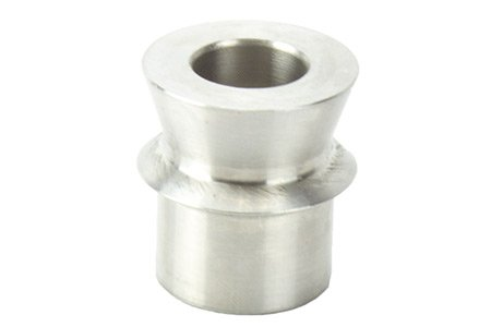 - RuffStuff Specialties R1001 1 Inch To 5/8 Inch Stainless Steel Spherical Rod Heim Joint Misalignment Spacer Bushing