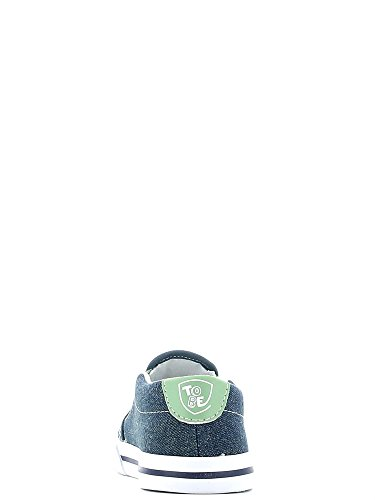Chicco , Jungen Sneaker Blau denim