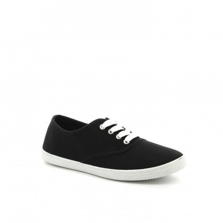 femme Basket Chaussure Ideal Shoes VICKY azpxE