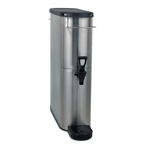 Tdo Iced 4 Tea Dispenser (BUNN 39600.0002 Stainless 4-Gallon Iced Tea Dispenser by Bunn)