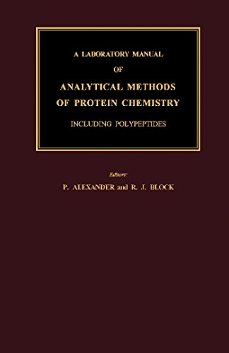 Determination of the Size and Shape of Protein Molecules: A Laboratory Manual of Analytical Methods of Protein Chemistry (Including Polypeptides), Vol. 3