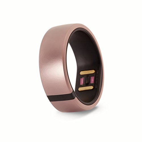 Motiv Ring Fitness, Sleep and Heart Rate Tracker for iPhone and iOS - Waterproof Activity and HR Monitor - Calorie and Step Counter - Pedometer by Motiv Ring