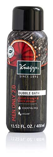 Kneipp Blood Orange and Black Pepper Bubble Bath, 13.52 Fl Oz (Dr Teals Detox And Energize Foaming Bath Reviews)