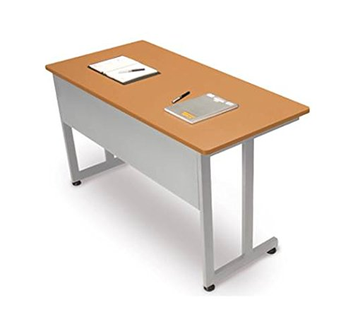 OFM 55142-GRPH Training Table, 24 by 55-Inch, ()
