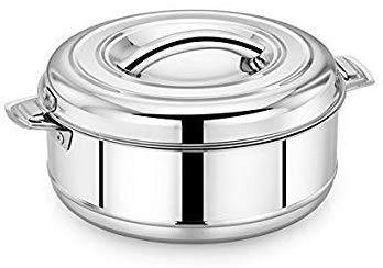 Blue Flora Stainless Steal 1500 ml Casserole