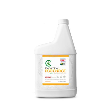 CedarCide Pco Choice Organic Yard Quart Bottle Pest Control -  mp-550004