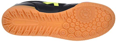 Chaussures Fitness Adulte Munich de Negro Amarillo 3 Indoor 874 Mixte G Noir rwq0tqWX