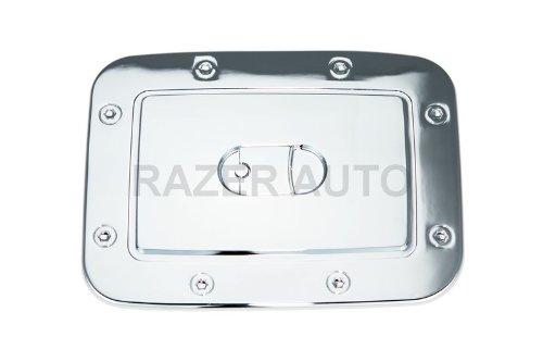 Razer Auto Fuel Gas Door Cover for 05-07 Nissan Pathfinder