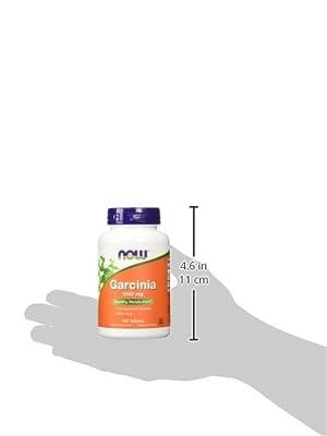 Now Foods, Garcinia 1,000 mg - 120 Tablets