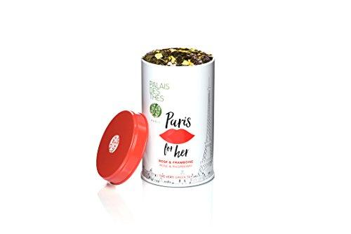 (Palais Des Thés - Paris for Her - Loose Leaf Tea Tin - 3.5)