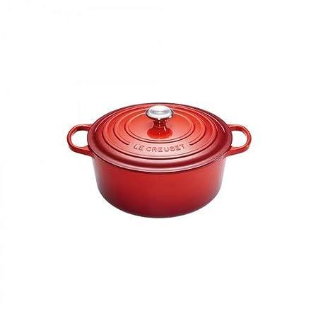 Rosso ciliegia Rostiera ovale 17 cm colore Le Creuset 21178170602430