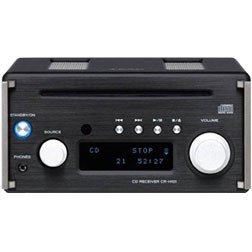 TEAC CD Recorder for Hi Res Black by Teac