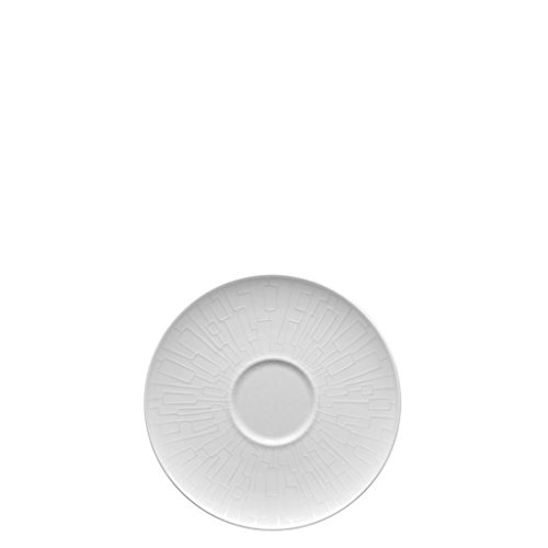 Saucer, Low/Tea, 6 1/3 inch | TAC 02 Skin Silhouette (Silhouette Rosenthal)