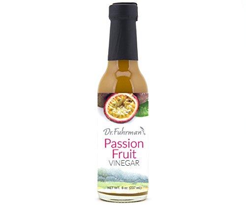 - Dr. Fuhrman's Passion Fruit Vinegar