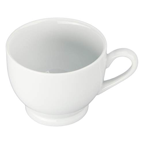 BIA Cordon Bleu 903217S4SIOC Espresso Cups Footed Cappuccino Mugs One Size - Bia Cordon Safe Bleu Dishwasher Mug