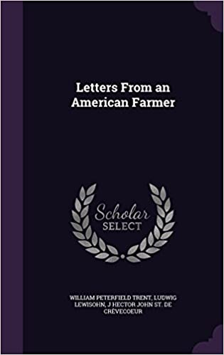 Book Letters From an American Farmer