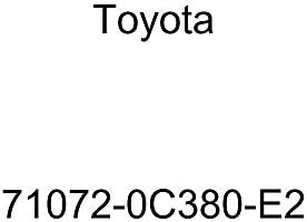 TOYOTA Genuine 71072-0C380-E2 Seat Cushion Cover
