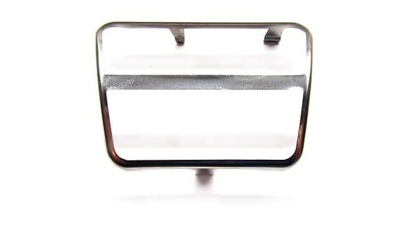 Amazon com: The Parts Place GM Clutch Brake Pedal Trim - Stainless