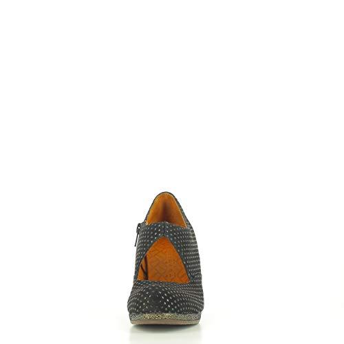 xuva Zapato Gentil Negro Talla 37 gwqf5fYT