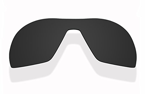 Sunnyblue2 Black Polarized Replacement Lenses for Oakley Offshoot - Sunglasses Offshoot