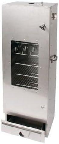 Smoki R/äucherofen 150x39x33cm aus 1.4301 V2A-Edelstahl