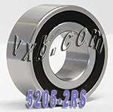 5205-2RS Angular Contact Sealed Bearing 25x52x20.6 Ball Bearings VXB Brand