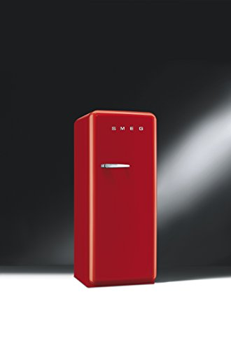 Smeg-FAB28URR-50s-Retro-Style-Aesthetic-Refrigerator-with-Freezer-Compartment-Red