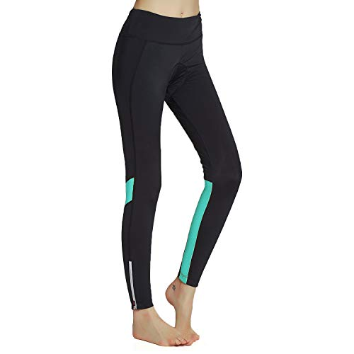ladies padded cycling pants - 5