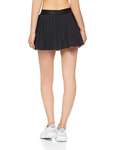 NIKE Women's Court Victory Tennis Skirt (Black/Black / Black, X-Small) by NIKE (Image #2)