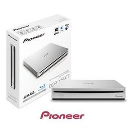 Pioneer BDR-XS06T WHITE SLOT LOAD 8X Slim Ext Portable US...