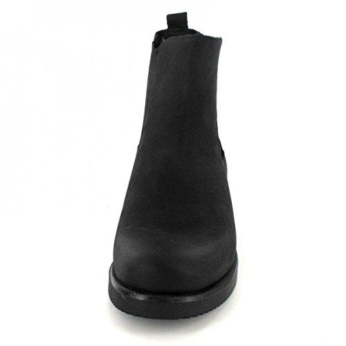 Poelman Stiefelette, Farbe: schwarz