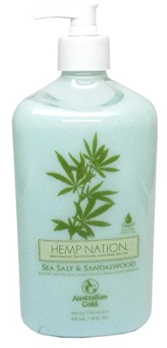 Hemp-Nation-SEA-SALT-SANDALWOOD-18-fl-oz-535-mL-Moisturizing-Tan-Extender-with-Hemp-Seed-Oil