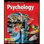 Holt Mcdougal Psychology: Principles in Practice, Rathus, 0554004011
