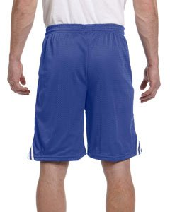 Champion Mens 3.7 oz. Lacrosse Mesh Shorts (8655) -ATHLETIC R -S