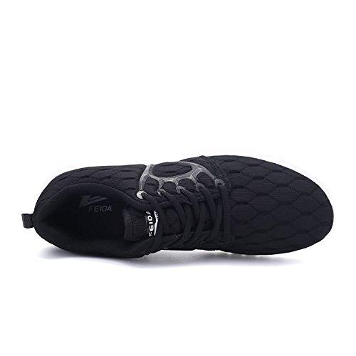 Schnüren Easy Ferse Herren Go Outdoor Freizeit Cricket Sportschuhe Schwarz Shopping Schuhe Sneaker Flache YwYqr4