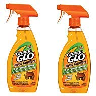 Orange Glo 2-in-1 Clean & Polish Wood Furniture Spray - 16 oz - 2 pk by Orange Glo