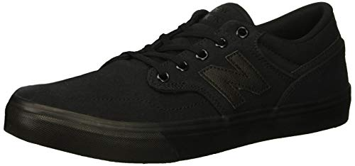 New Balance Men's 331v1 All Coast Skate Shoe, Black/Black, 9.5 D US ()