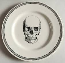 REPLACEMENT / ADD-ON Porcelain Ceramic Salad Plate by Royal Stafford Made in the Heart of The Potteries England (1 Salad Plate) (Stafford Porcelain)