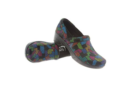 Klogs Footwear Womens Portland Clog Puzzle